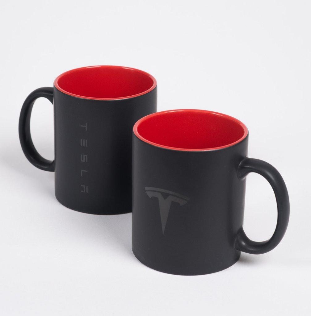 Tesla Mug Set